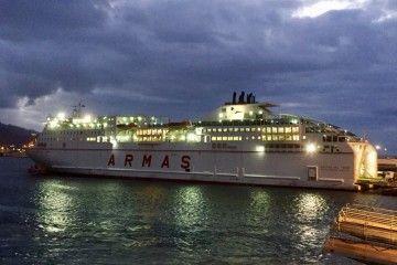 FRS Iberia fletará los servicios de Naviera Armas donde Competencia ha puesto objeciones