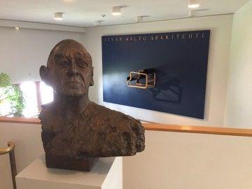 El Museo Alvar Aalto de Jyväskyla es un referente nacional en Finlandia