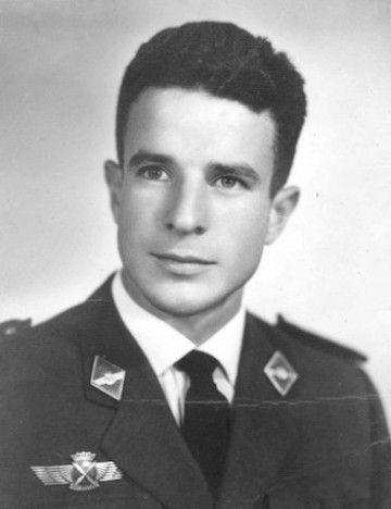 Antonio Conde Lorenzo, en una foto de 1964