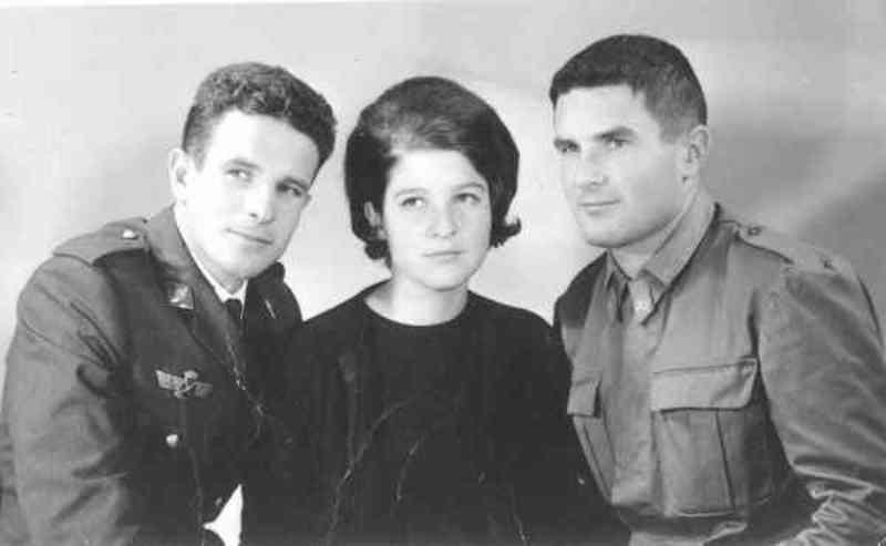 Antonio Conde Lorenzo y sus hermanos