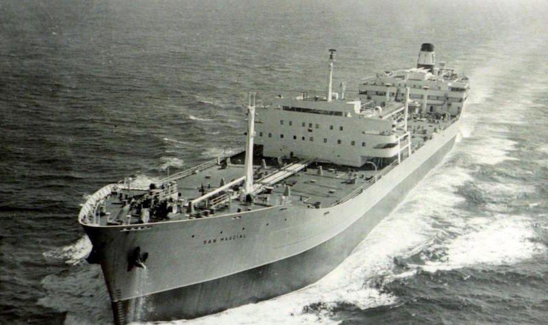 """""""San Marcial"""", gemelo del """"Talavera"""", dos grandes barcos en su época"""