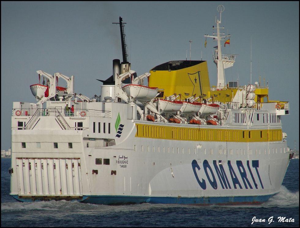 El buque dio un extraordinario resultado en sus años de vida marinera
