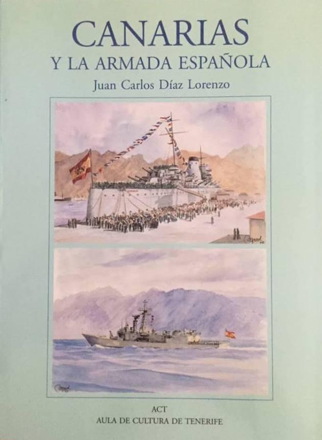 Portada de la publicación conmemorativa del Cabildo Insular de Tenerife