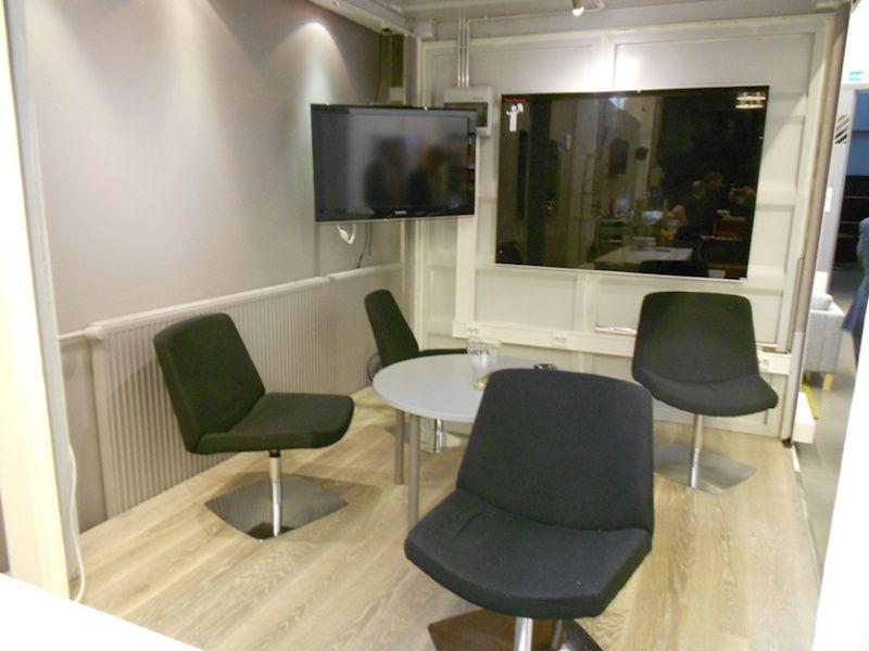 Abundan las salas con sorportes audiovisuales