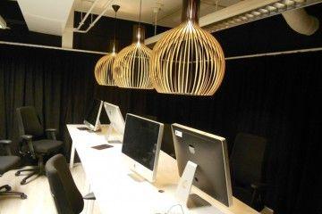Una de las salas interactivas de Design Factory