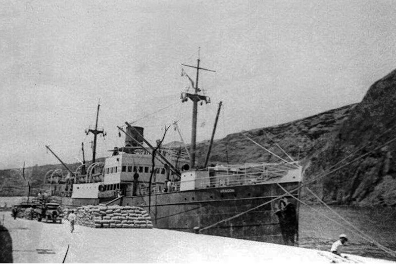 Santa Cruz de La Palma fue puerto de escala en la línea de Sevilla