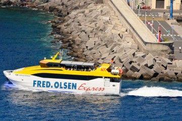 Fred. Olsen realizará esta labor social por segundo año consecutivo