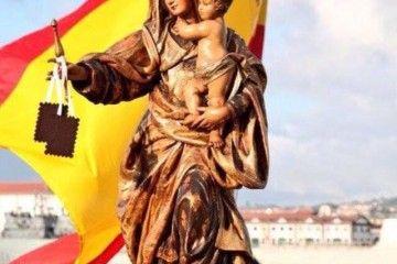 Nuestra Señora del Carmen, Patrona de las gentes de la mar