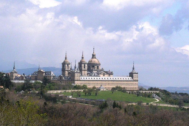 El monasterio de El Escorial, obra emblemática de Juan de Herrera