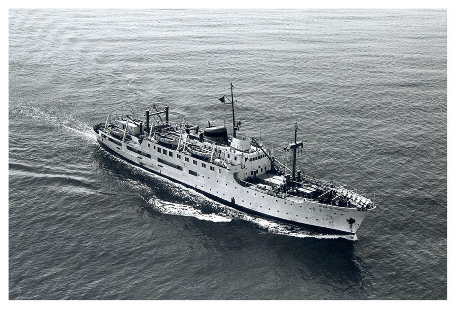 Estos buques fueron proyectados para los servicios intercoloniales de Guinea española
