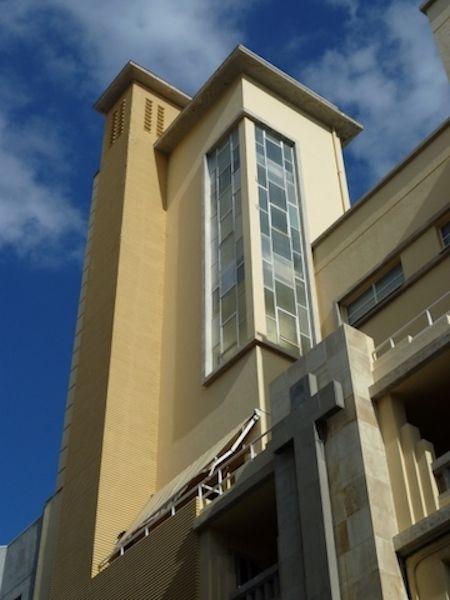 Domingo Pisaca y Burgada. Hogar Escuela de Santa Cruz de Tenerife