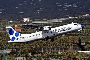 Canaryfly sigue en ascenso
