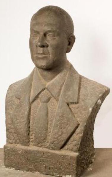 Miguel Martín Fernández de la Torre. Busto de Juan Borges Linares (1985)