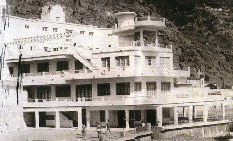 Domingo Pisaca y Burgada. Balneario de Santa Cruz