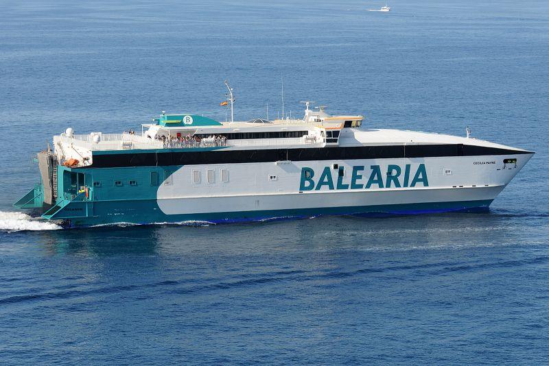 """El lamentable incidente ocurrió a bordo del catamarán """"Cecilia Payne"""""""