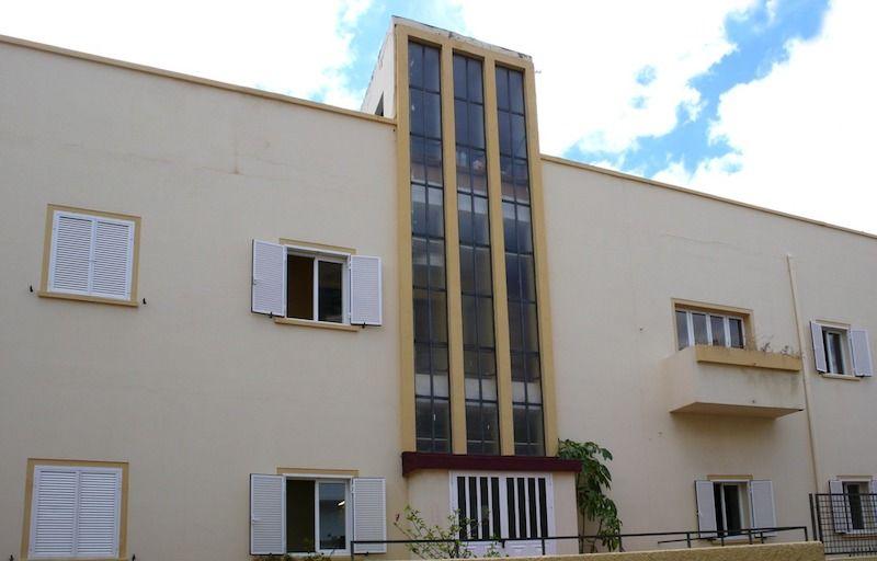 Blasco - Schneider. Colegio Alemán de Santa Cruz de Tenerife