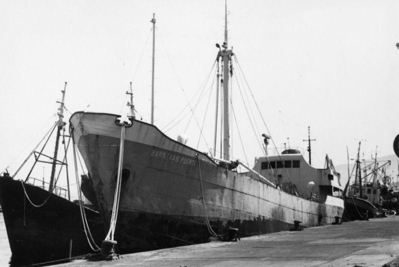 Su vida marinera acabó en el puerto de Santa Cruz de Tenerife