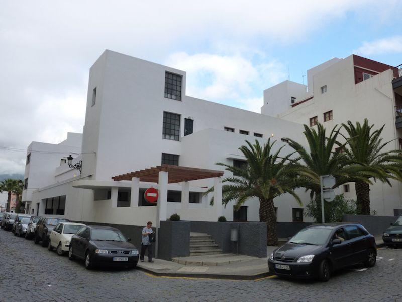 Miguel Martín Fernández de la Torre. Clínica Camacho. Santa Cruz de La Palma