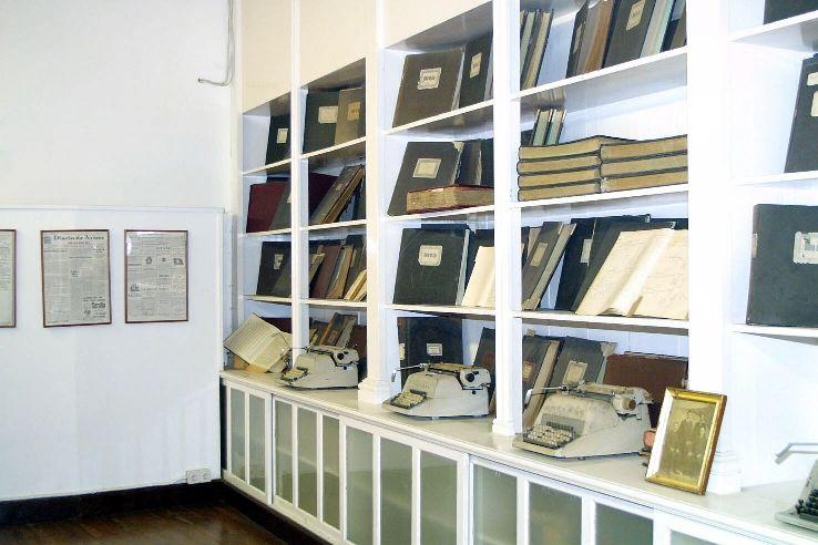 Casa Cabrera. Libros de cuentas y otros documentos para la historia