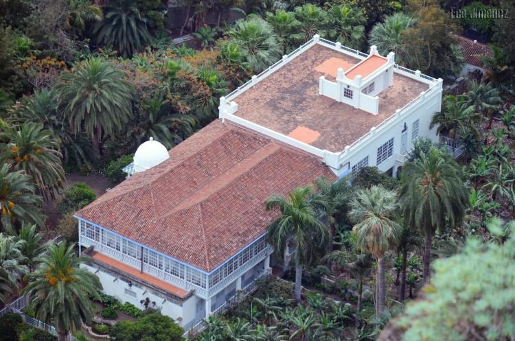 Panorámica del inmueble que ocupa el antiguo hotel Florida