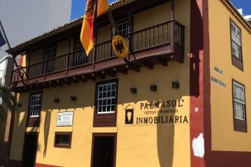 Sede del Consulado de Alemania en Santa Cruz de La Palma