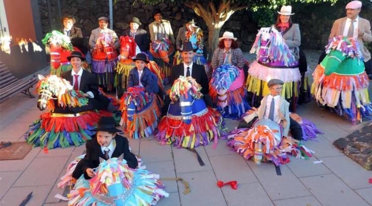 Caballos Fuscos de Los Quemados. Una herencia etnográfica centenaria