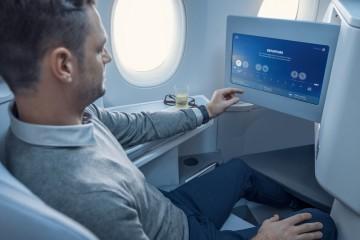 Finnair ofrece novedades en el sistema de entretenimiento a bordo Nordic Sky