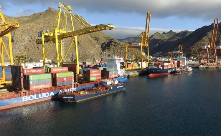 El tráfico de mercancías ha subido un 20% en enero de 2016