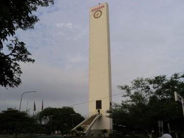 Panorámica del Obelisco de Barqusimeto