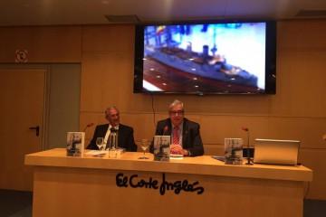 """Presentación de la novela """"Plan de Escuadra"""" en Santa Cruz de Tenerife"""