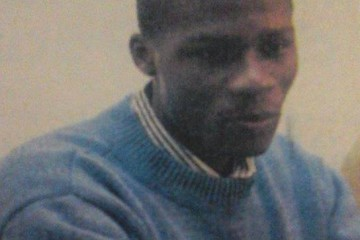 Davis Kamara llegó a España y pidió asilo político