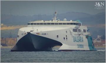 """El catamarán """"Jaume I"""" iniciará una nueva etapa entre EE,UU. y Bahamas"""
