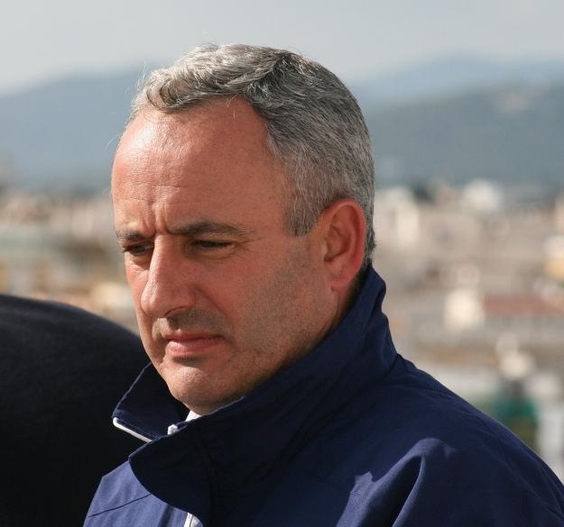 Marcos Guillemot Marcet, práctico titular de Palma de Mallorca