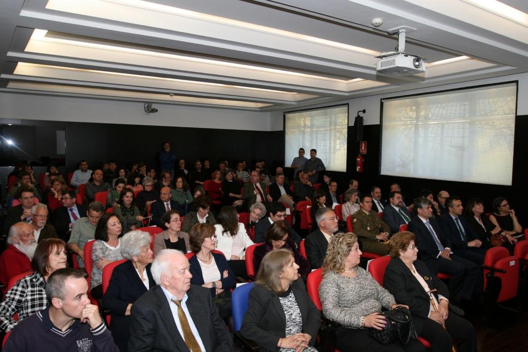El acto se celebró en la sede central de la AEMET