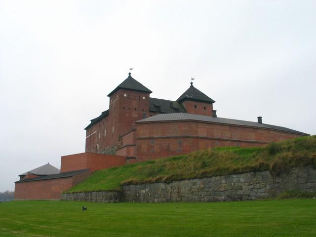 El castillo de Häme, en la actualidad