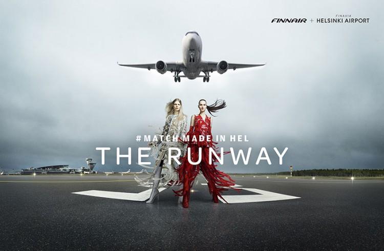 El aeropuerto de Helsinki Vantaa será una pasarela de moda de vanguardia