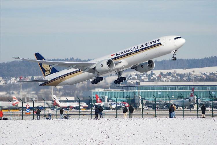 Singapore Airlines alcanzará este año un hito histórico en la aviación comercial