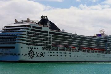 MSC Cruceros es líder en Europa y crecerá en otros mercados