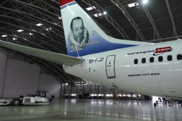 Cervantes volará a partir de mayo en Norwegian