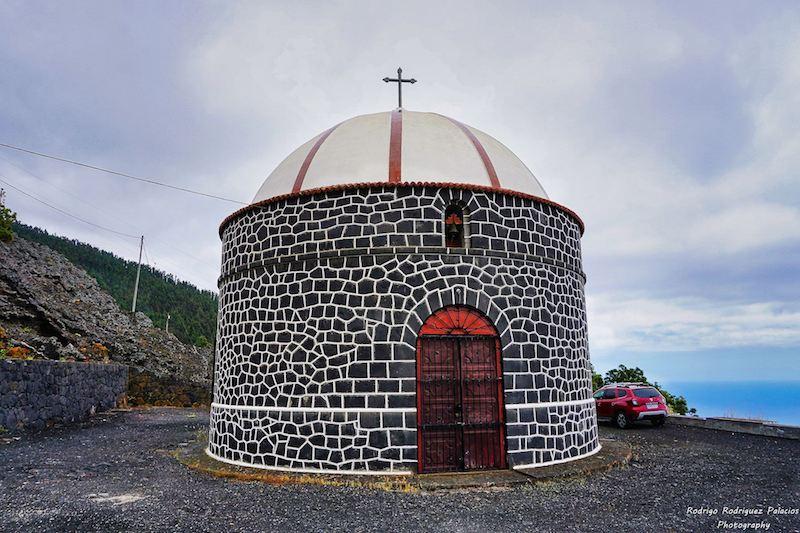 La ermita rinde homenaje a la patrona de la música