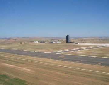 El aeropuerto de Ciudad Reall ha encontrado muchos inconvenientes en su camino