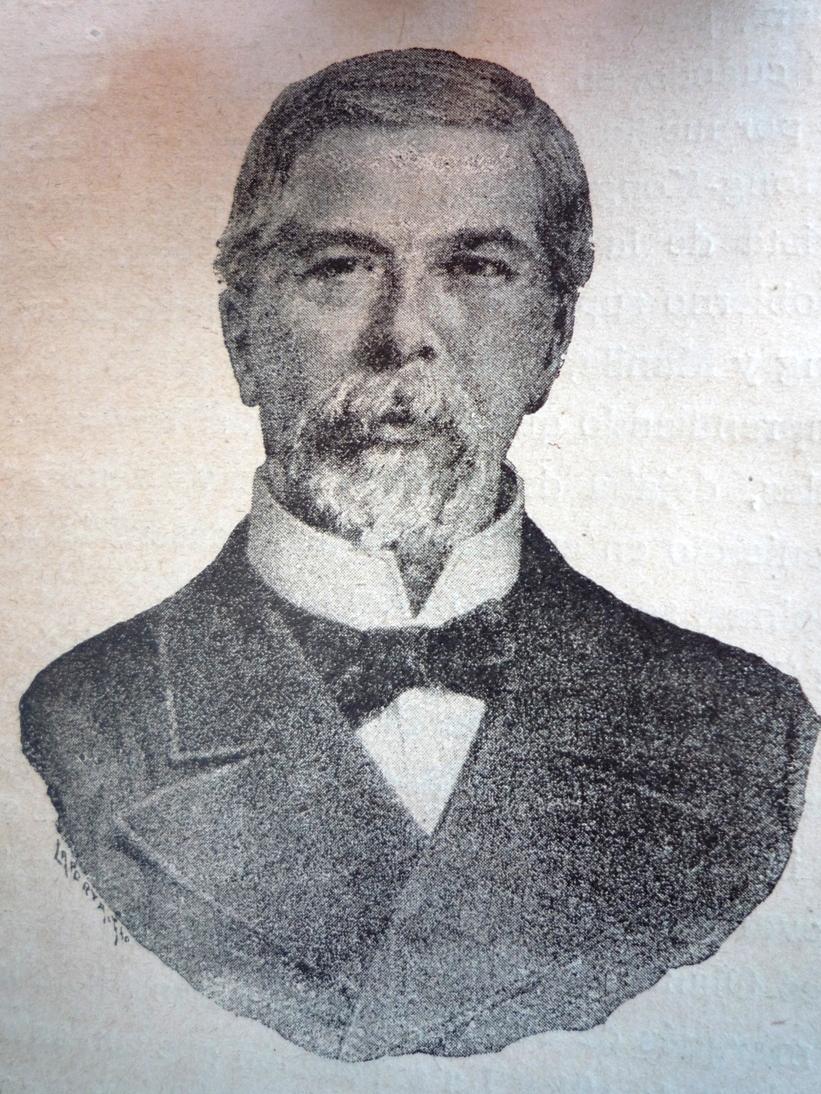 Antonio López y López, fundador de Compañía Trasatlántica Española