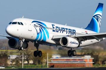 Este es el avión A320 de Egyptair que ha desaparecido en el vuelo París-El Cairo