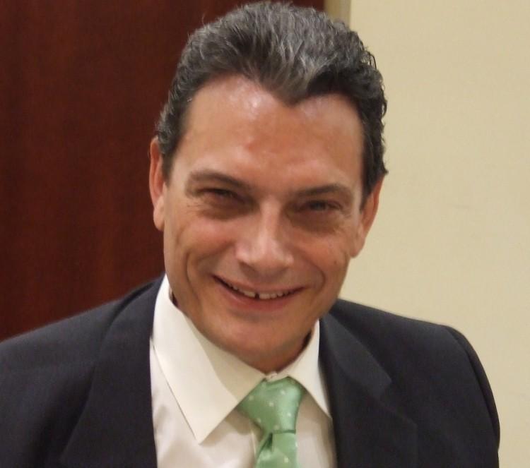 Daniel García Gómez de Barreda, catedrático de Universidad