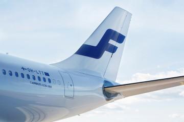 A Finnair le acompañan muchas cualidades y una de ellas es la menos contaminante