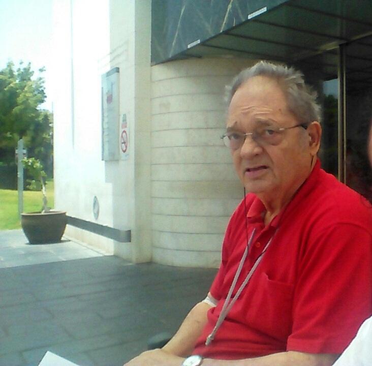 Agustín Francisco de las Casas (1937-2016)