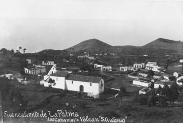 Panorámica del barrio de Los Canarios (c. 1920)