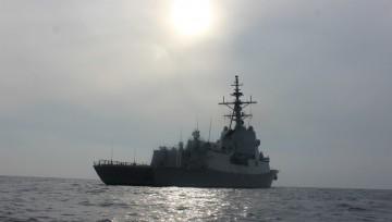 """La fragata """"Méndez Núñez"""" relevara a la fragata """"Álvaro de Bazán"""" como buque de mando de la OTAN"""