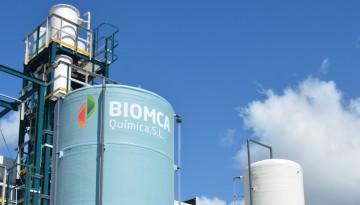Sólo nueve meses han mediado para la puesta en marcha de Biomca Química