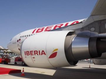 Iberia estrena sus vuelos a China con avión A-330